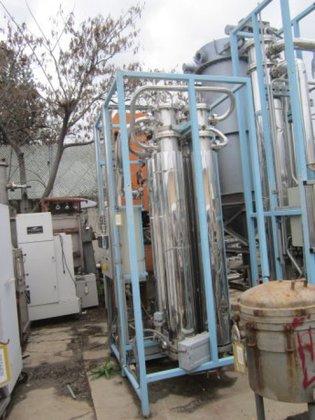 Evaporator, Finn-Aqua, 125#/HR, Still WFI,