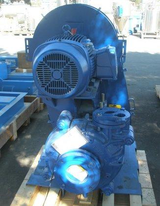 """Flowserve 6""""/4"""" Pump, Centrif., 50"""