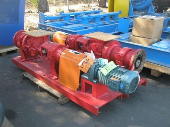 Roper Pump, Moyno, 10 HP,