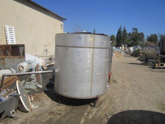 Tank, 725 Gallon, 304 S/st,