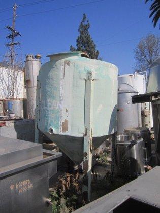 Tank, 450 Gallon, FRP, 5'