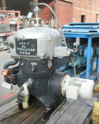 Westfalia OTA-18-066 Centrifuge, Disc, Separator,