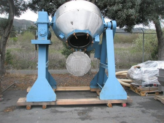 General Machine company Mixer, Conical,