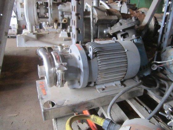 Cherry Burrell VAHE-F Pump, Centrif.,