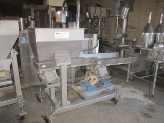Libra Mass Flow Feeder, Vibratory,