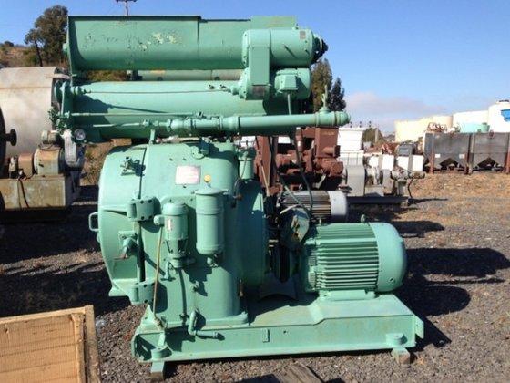 California Mill, Pellet, 150, 150