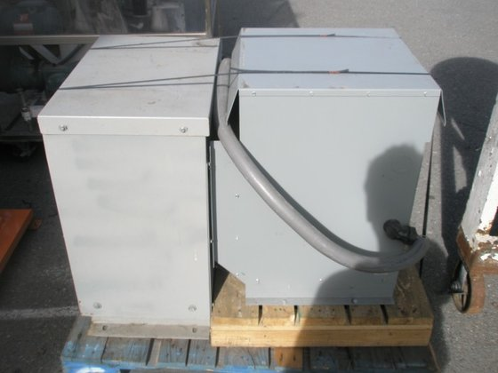 Transformer, 45 KVA, Mgm Transformer,