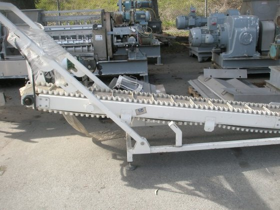 Stalfab Industries Conveyor, Belt, 8""