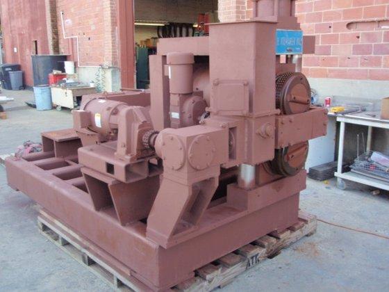 KR Komarek B Press, Briquetting,