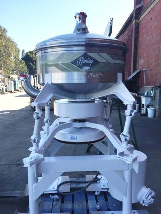 """Pfening Screen, Sifter, 30"""", S/st,"""