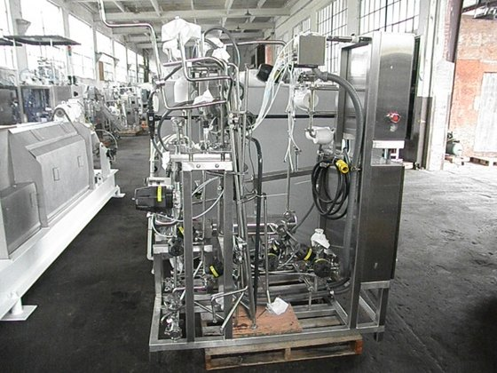SQ2L Injector, Perfusion System, Bacp,