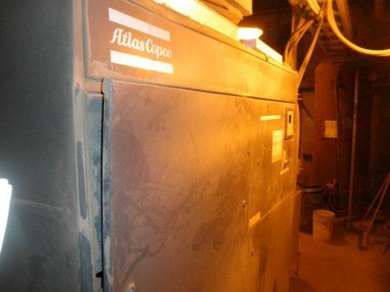 Atlas Copco GA 55 Compressor,