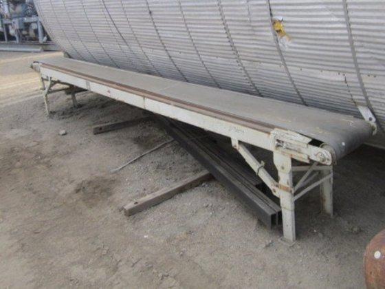 """Conveyor, Belt, 14"""" x 16',"""