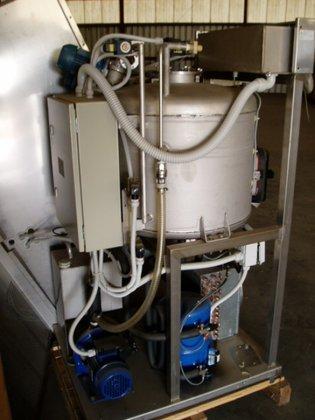 LED Italia R150 Evaporator, Vacuum,