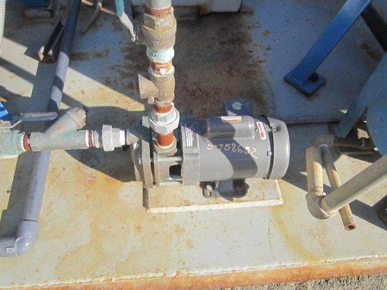 +41-L Pump, Meter, Brass, MTH,