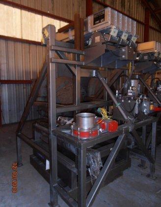 Meyer EDF-48-2448-3HDS Filler, Tote, Mdl
