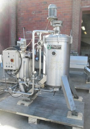 ZCP100L Filter, Pressure Leaf, 5