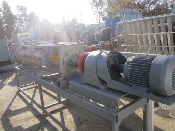 150X402RT Press, Screw, Ponndorf, Mdl,