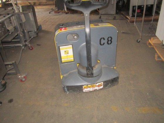 (2) Forklift, Pallet Jack, Elec,