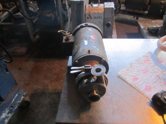 400TS1 Pump, Centrif., 2 Hp,