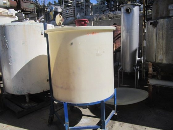 Tank, 270 Gallon, PET, CT/CB,