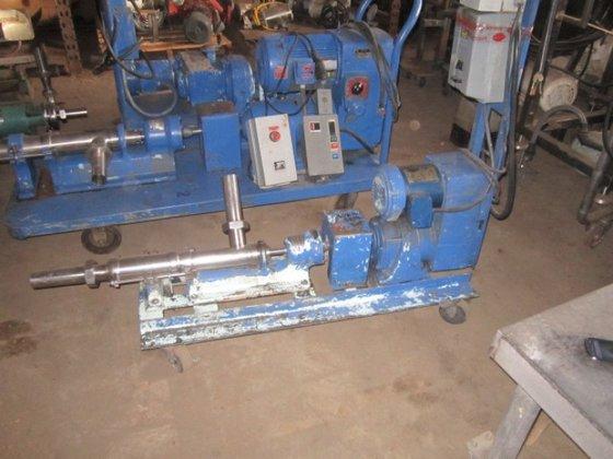 550 FOR BG Pump, Moyno,