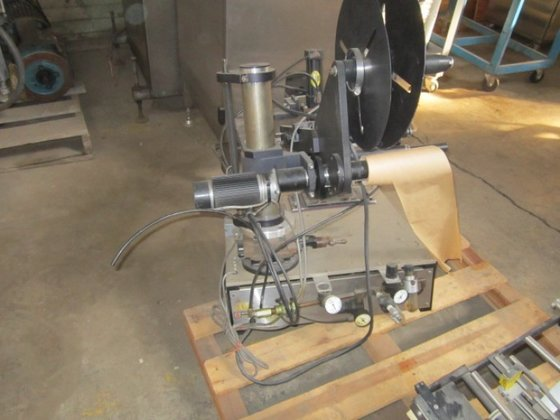 1101-6 Labeler, Pressure Sensitive, Avery,
