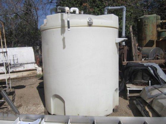 Tank, 900 Gallon, PET, 5'