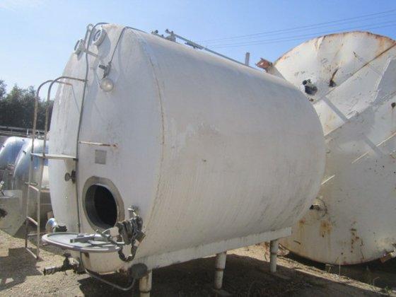 Tank, 3, 000 Gallon, S/st,