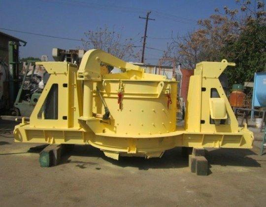 MDEV80 Crusher, Impact, Vertical, Cemco,