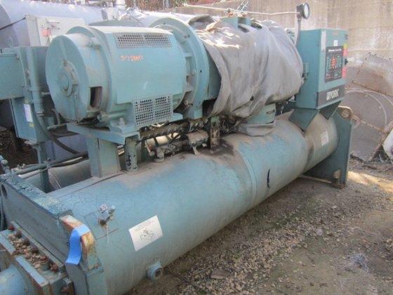 YSCACAs2-CJD Refrig, Chiller, 250 Ton,