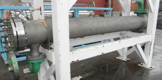 WCV-6E-117AS Heat Exchanger, Shell &