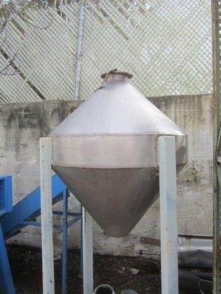 Tank, 100 Gallon, S/st, CT/CB,