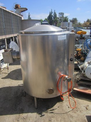 Groen S/st Kettle, 60 Gallon,