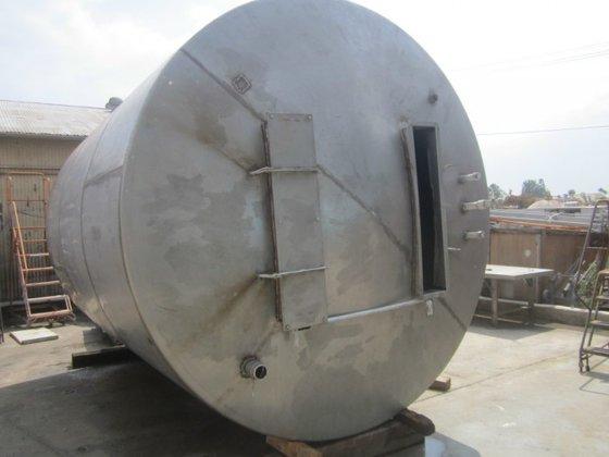 Tank, 6, 000 Gallon, S/st,