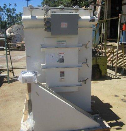 54AV25-STY2 Dust Collector, Bin Vent,