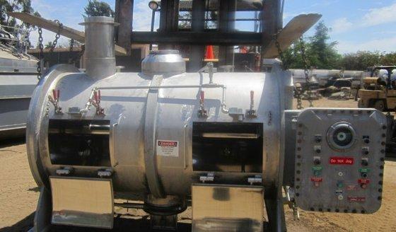 Littleford FKM-2000D Mixer, S/st, Batch,