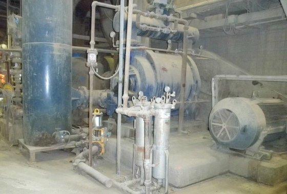 904P2 Pump, Vacuum, 400 HP,
