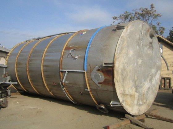 Tank, 13, 900 Gallon, S/St,