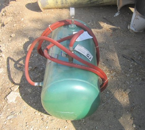 Tank, 12 Gallon, S/st, Air