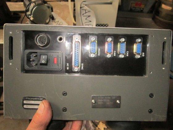 PDS-505L-120 Pump, Peristaltic, 115V, S/st,