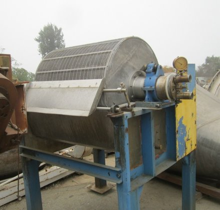 Feinc (Filtration Engineers) Filter, Rotary,