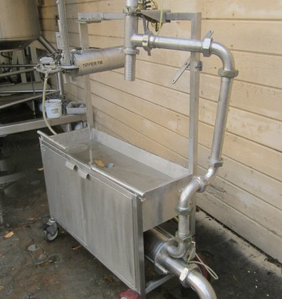 MFS-Y metering filling station with
