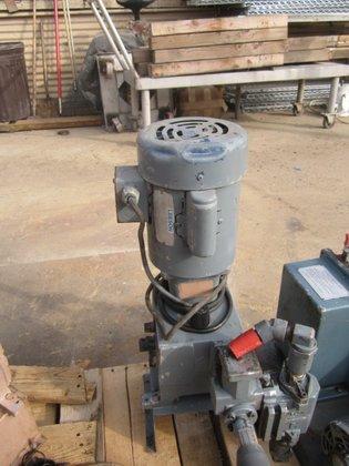 Chemineer (2) Pump, Metering, 1/2