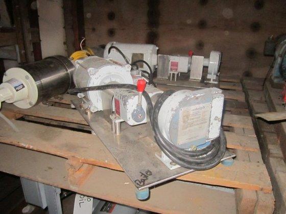 610 Pump, Peristaltic, S/st, Randolph,