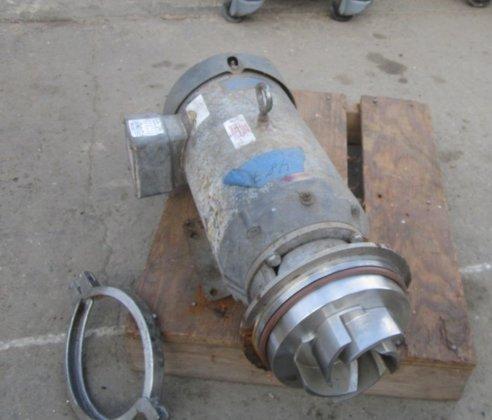 2065HV Pump, Centrif., Waukesha, S/st,