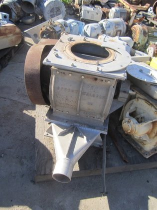Sprout Waldron 16x14 Valve, Rotary,