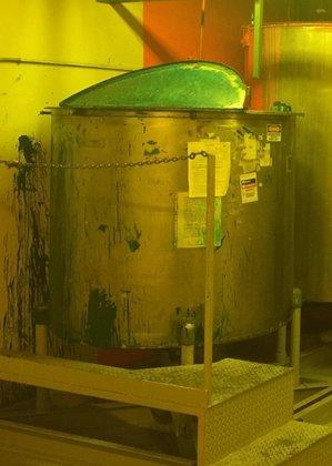 Tank, 400 Gallon, S/st, Utensco,