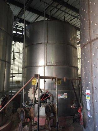 Tank, 9, 250 Gallon, S/st,