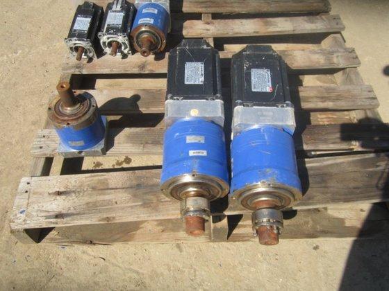 MPLB520KMK24AA Motor, Allen Bradley, Servo,